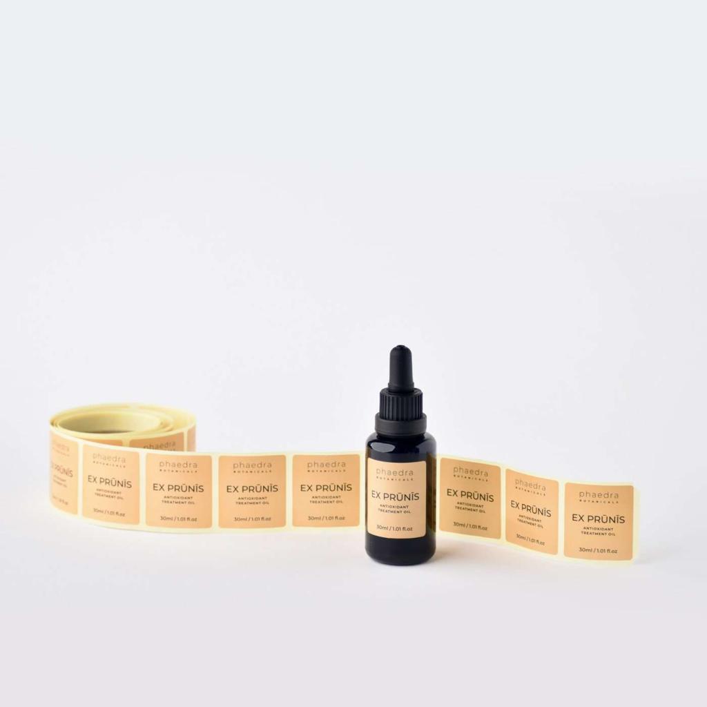 Ente plum oil by Phaedra Botanicals
