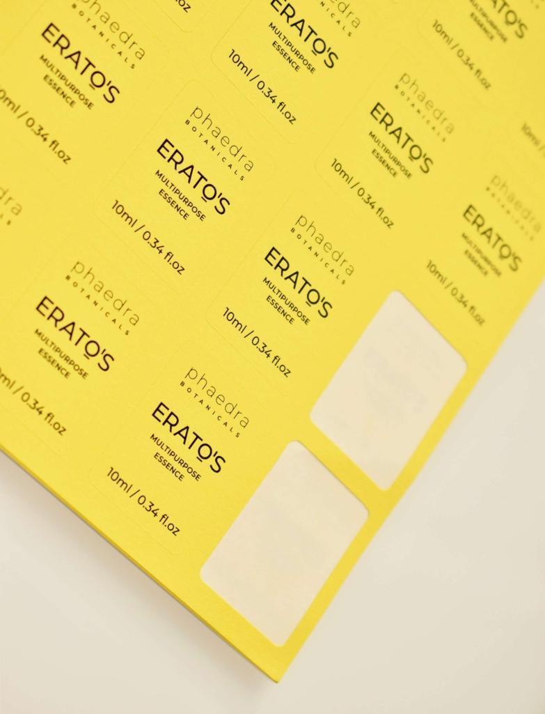 Product Philosophy | Label | Phaedra Botanicals