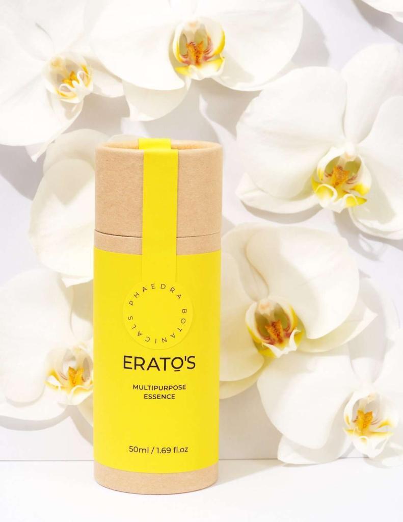 Eratō's Multipurpose Essence captured by Liubov Pogorela for Phaedra Botanicals
